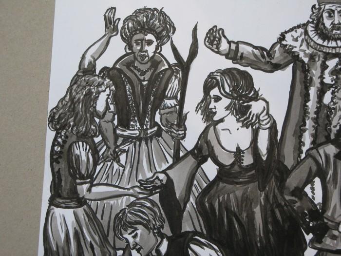 Die Hexen- Macbeth