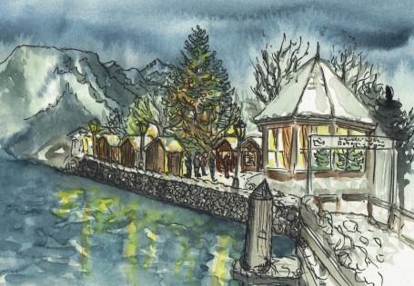 Weihnachtsmarkt Rottach