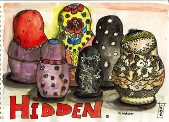 N° 6 hidden 3